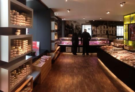 Bignalet meat store - Mugron (France 40)