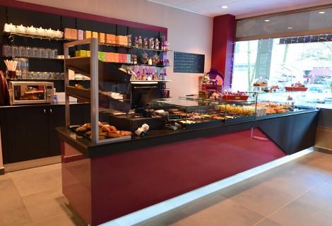 Stettler pastries - Geneva (Swiss 1202)
