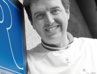 Philippe Rigollot, pâtissier-chocolatier à Annecy