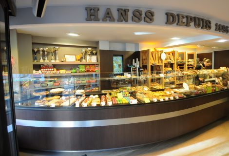 HANSS bread and baked products - STRASBOURG (FRANCE 67)